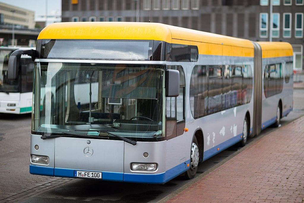 file city bus mercedes benz o 530g citaro irvine leipzig transportation services central bus. Black Bedroom Furniture Sets. Home Design Ideas