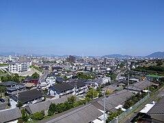 Cityscape of Tobata,Kitakyushu