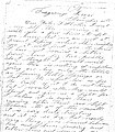 Civil war letters of the Rodman family of Floyd county, Indiana, including John F. Rodman (53rd Indiana, co. E), Benjamin M. Rodman and William T. Rodman (both of the 23rd Indiana, co. C) (1862) (14759572841).jpg
