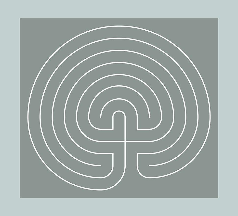 Classical 7-Circuit Labyrinth