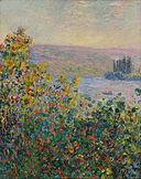 Claude Monet - Flower Beds at Vétheuil - Google Art Project.jpg