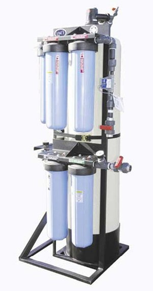 NASA spinoff technologies - Water Security Corporation's Discovery Water Filtration System