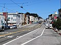 Clear zones at Taraval and 40th Avenue, June 2018.JPG