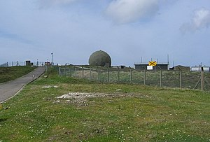 Quick Reaction Alert - RRH Benbecula in June 2004