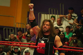 Cliff Compton - Compton at an independent event in 2012