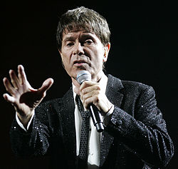 Cliff Richard performs at State Theatre; Sydney, Australia (3).jpg