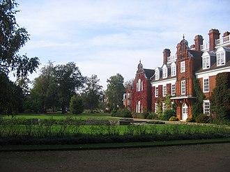 Rachel Alcock - Clough, Newnham College, Cambridge