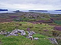 Cnoc with Dùn Mòr - geograph.org.uk - 1460559.jpg