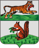 Coat of Arms of Barguzinsk (Buryatia) (1790).png