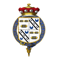 Coat of Arms of Charles Kay-Shuttleworth, 5th Baron Shuttleworth, KG, KCVO.png