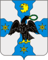 Coat of Arms of Ostashevskoe (Moscow oblast).png