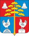 Coat of Arms of Sosnovskoe (Irkutsk oblast).png