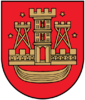 Coat of arms of Klaipeda (Lithuania).png