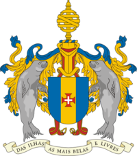 Coat of arms of Madeira