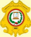 Coat of arms of Totonicapan.png