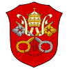 Coat of arms of Dewleta Suka Vatikani