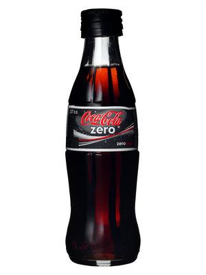 {{es|Botella de 237cc de Coca-Cola Zero, comer...