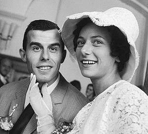 Coen Moulijn - Coen Moulijn and Lenie Waterreu are getting married on 28 July 1961