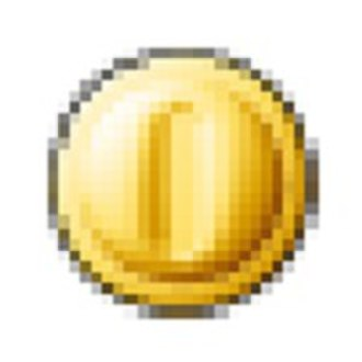 Item (gaming) - Coins are a common collectable item in videogames