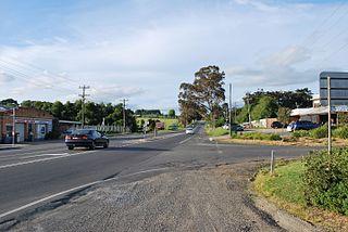 Coldstream, Victoria Town in Victoria, Australia