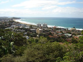 Collaroy, New South Wales - A view of Collaroy from Collaroy Plateau
