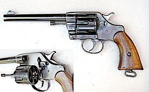 Colt M1892 - Colt New Army Model 1892 Revolver