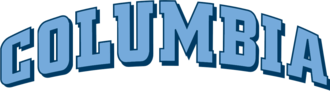 Columbia–Cornell football rivalry - Image: Columbia Lions wordmark