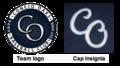 Conejo Oaks 2014 logo and cap insignia uniform.png