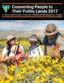 Connecting people to their public lands 2017 - an update on BLM education, interpretation, volunteer, and youth employment activities (IA connectingpeople00unit).pdf
