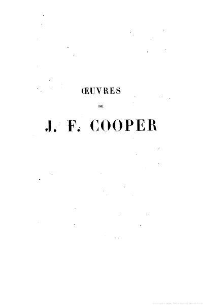 File:Cooper - Œuvres complètes, éd Gosselin, tome 4, 1839.djvu