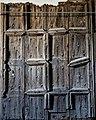 Copped Hall Elizabethan door, Epping, Essex, England.jpg