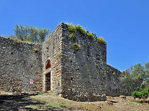 Gardiki Castle, Corfu - Gardiki Castle