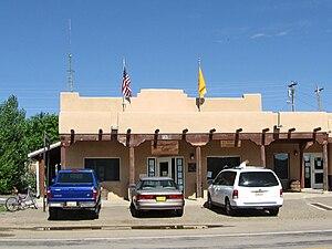 Corona, New Mexico - Corona Village Hall