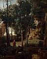 Corot - Démocrite et les Abdéritains ; paysage, 1841.jpg