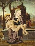Cosimo Tura - Pietà - 1933.1037 - Art Institute of Chicago.jpg