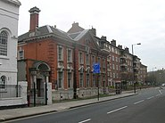 County Court, North End Road W14 - geograph.org.uk - 1229455