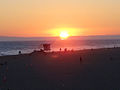 Course of the Force 2012 - sunset in Huntington Beach (14178227003).jpg