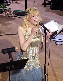 Courtney Love 2009.