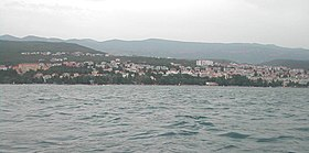 Crikvenica view from the sea 2005-08-02.jpg