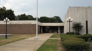 Cross County, Arkansas U.S. county in Arkansas