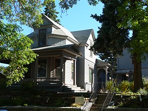 National Register of Historic Places listings in Lewis and Clark County, Montana - Image: Crum house