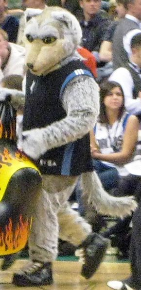 File:Crunch the Wolf at Target Center.jpg
