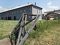 Crveni Krst concentration camp in Niš, Glavna zgrada i pomoćna zgrada 03.jpg