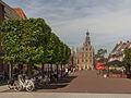 Culemborg, de Markt met het stadhuis RM11556 foto13 2015-08-06 13.29.jpg
