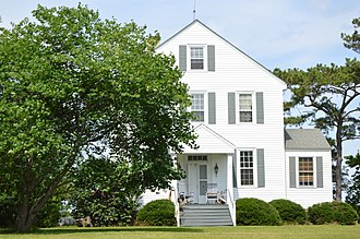 National Register of Historic Places listings in Currituck County, North Carolina - Image: Culong in Currituck County