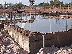 Curing-concrete