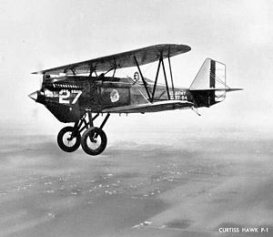 Curtiss P-1B Hawk (Model 34I)