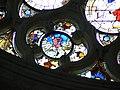 Détail de la rosace nord de la cathédrale d'Angers.JPG