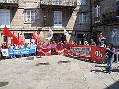 Día do traballo. Santiago de Compostela 2009 67.jpg