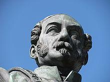 Karl Egon II. zu Fürstenberg(Heiligenberger Fürstenbrunnen) (Quelle: Wikimedia)